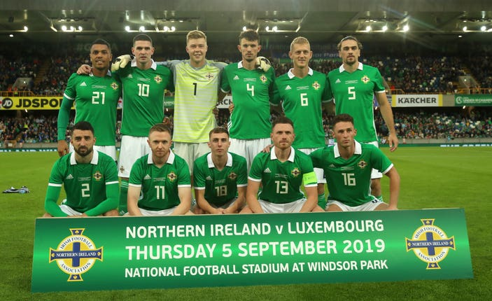 Northern Ireland team