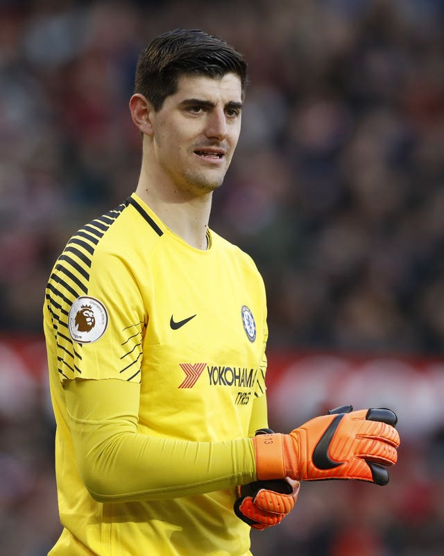 Thibaut Courtois has reportedly been absent from training