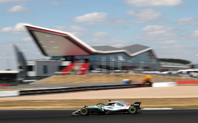 The future of the British grand prix remains in doubt