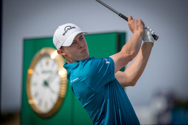 Matt Fitzpatrick could be back in action soon