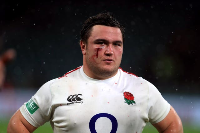 Jamie George has won 49 caps for England