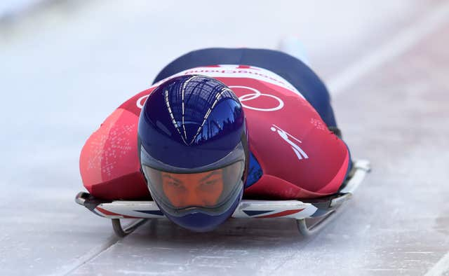 Dom Parsons is aiming to improve his start to help his medal bid in Pyeongchang