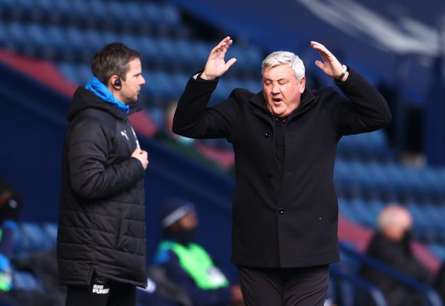 Steve Bruce's side could not find a winner