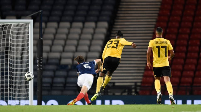 Scotland v Belgium – International Friendly – Hampden Park