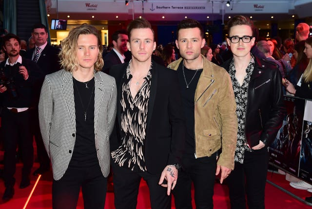 McFly rerecord hit from homes for NHS