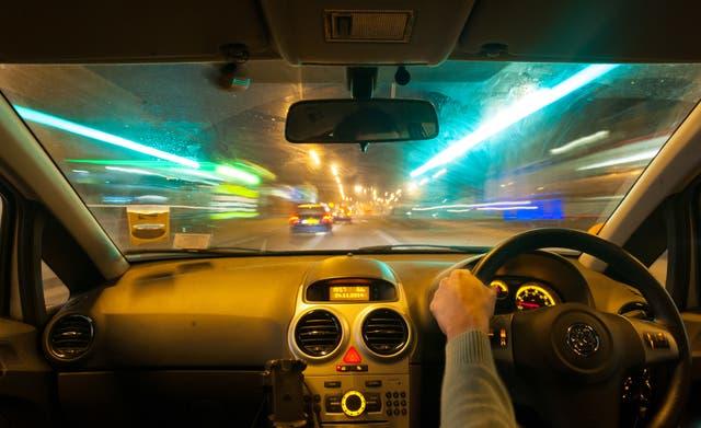 Driving stock