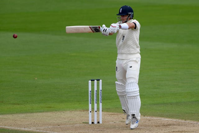 Joe Root maintained his form in the second Test