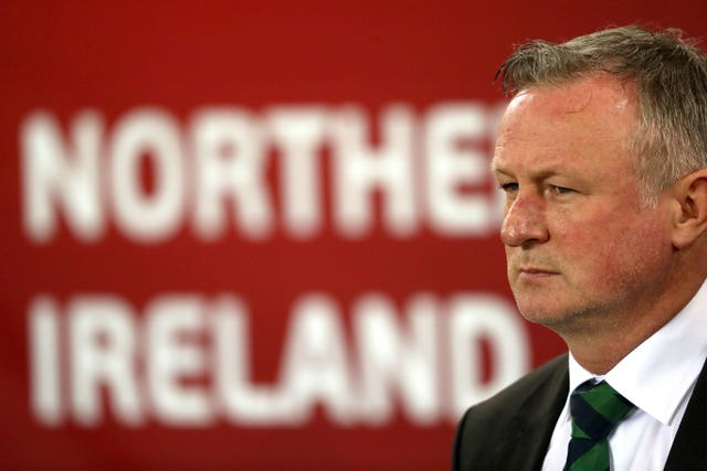 Michael O'Neill has managed Northern Ireland since 2011