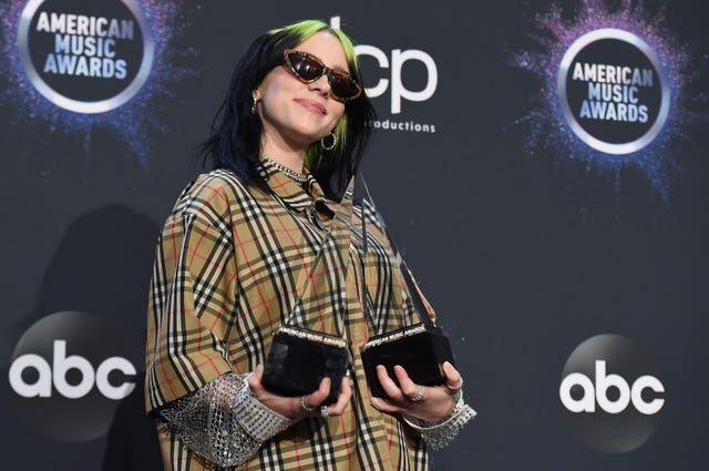 2019 American Music Awards – Press Room
