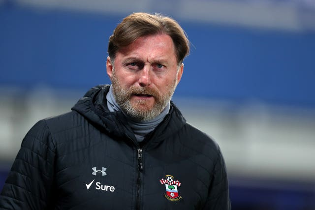 Ralph Hasenhuttl File Photo