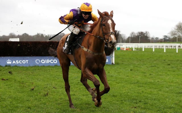 Copperhead remains on course to tackle the Ladbrokes Trophy at Newbury (Bradley Collyer/PA)