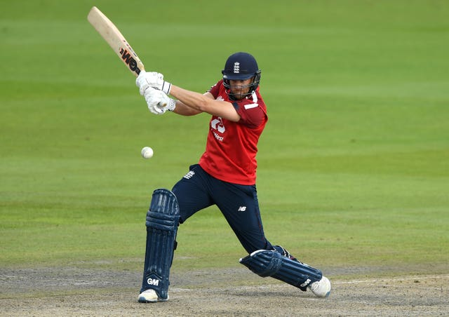 Dawid Malan averages 48.71 in 16 T20 matches for England (Mike Hewitt/PA)