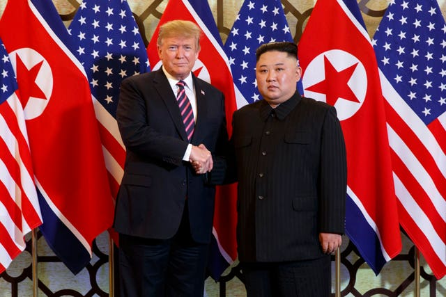 Explains China Kim Summit