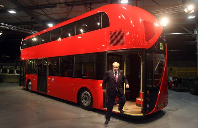 Routemaster replacement