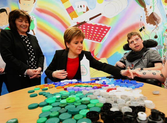 First Minister welcomes free personal care following ...