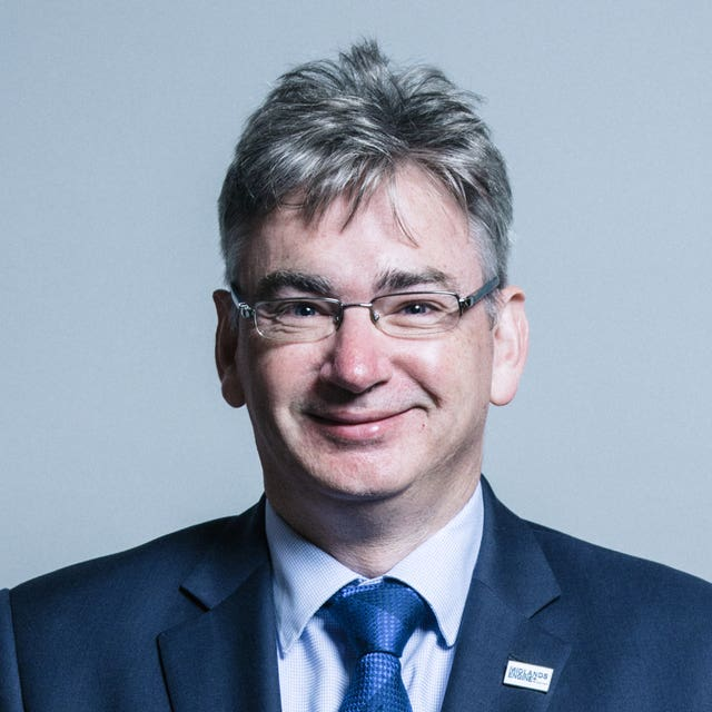 DCMS committee chair Julian Knight