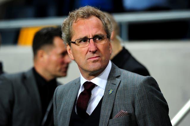 Iceland boss Erik Hamren will step down after the England game.