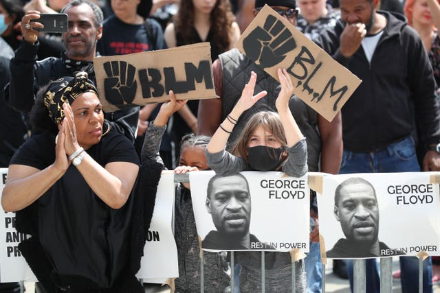 Black Lives Matter protests