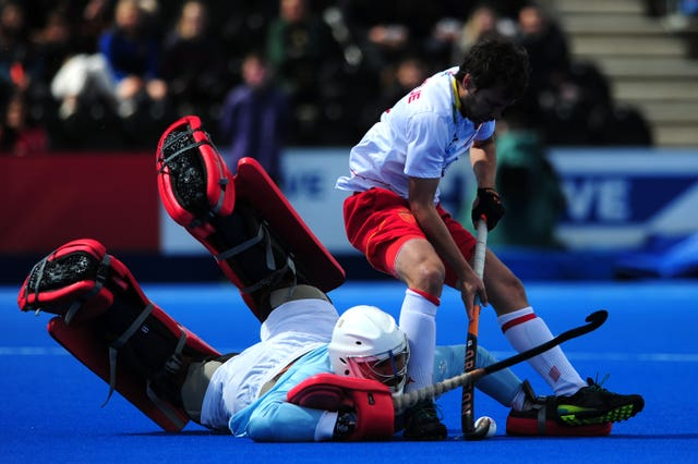 Great Britain drew 1-1 with Spain in the FIH Men's Pro League in London