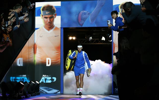Rafael Nadal is unsure whether he will compete at the ATP Finals in London