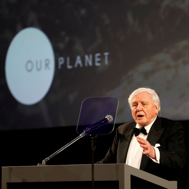Our Planet Global Premiere – London