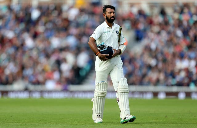 India's Cheteshwar Pujara's deal was ended