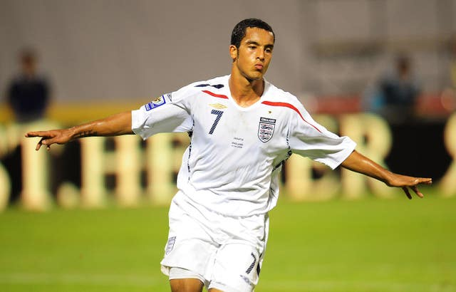 Theo Walcott scored a memorable hat-trick as the teams met 10 months later in a World Cup qualifier in Zagreb.