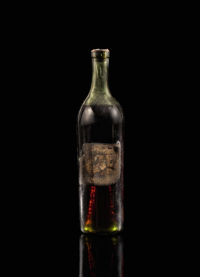 250-year-old Cognac for sale