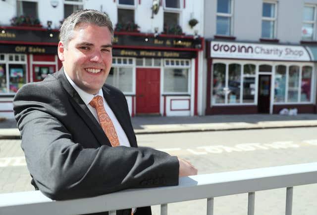 East Belfast MP Gavin Robinson
