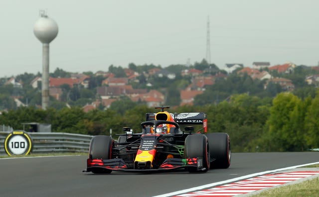 Max Verstappen has won two of the last three races
