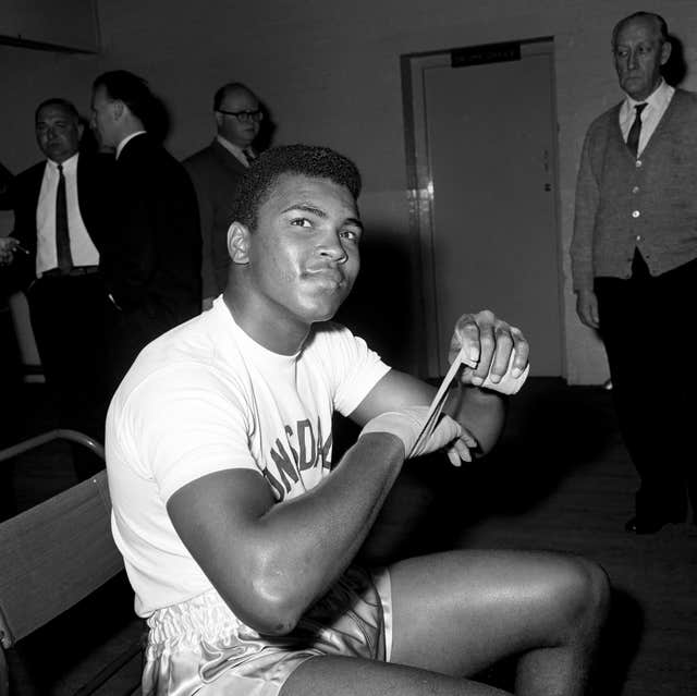 Muhammad Ali is considered to be the greatest boxer of all time