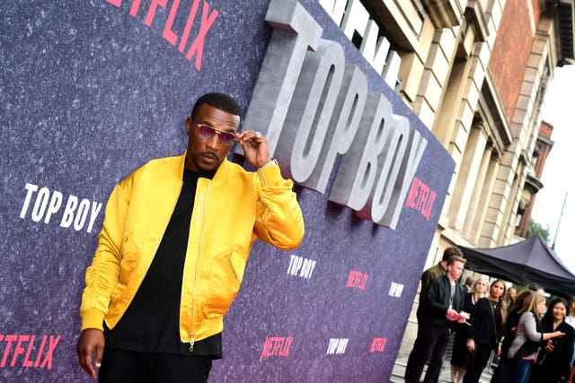 Ashley Walters  at the Top Boy UK Premiere – London