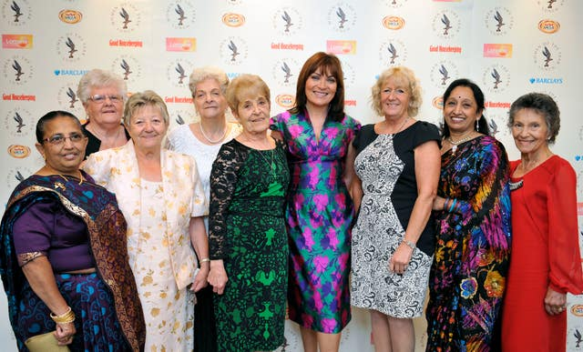 Women of the Year Awards 2013