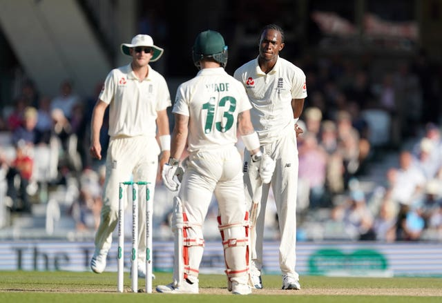 England v Australia – Fifth Test – Day Four – 2019 Ashes Series – The Kia Oval