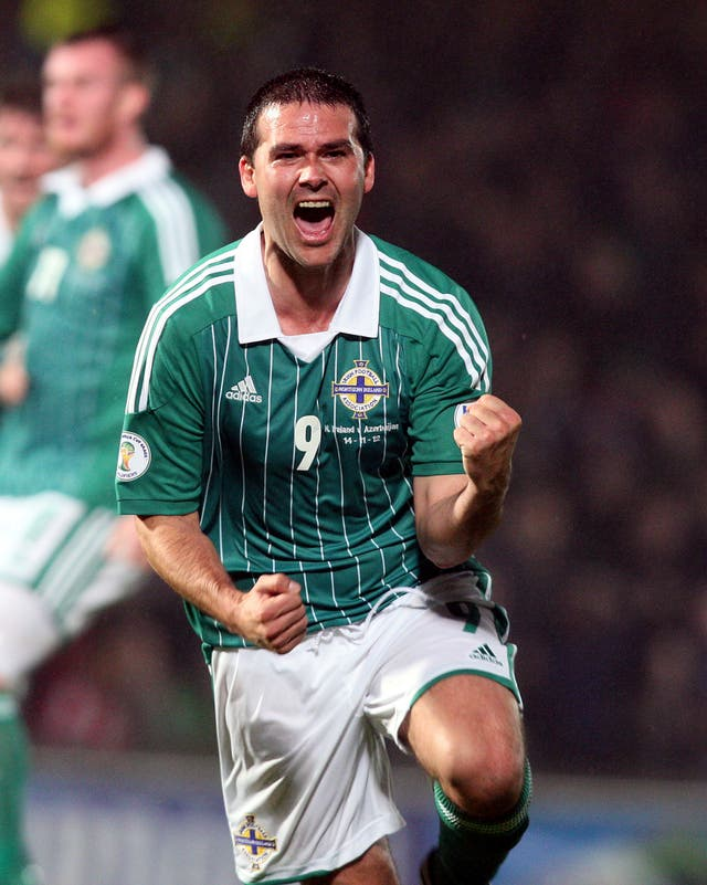 David Healy was a fan favourite as a player.