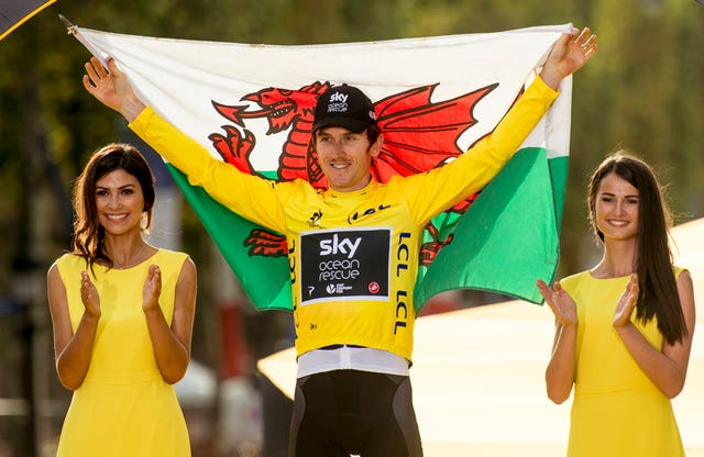 Geraint Thomas hoping for good news on Tour de France