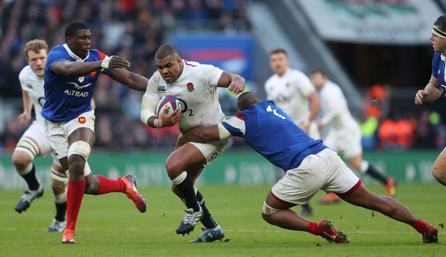 Kyle Sinckler has helped England get off to a flying start in the Guinness Six Nations