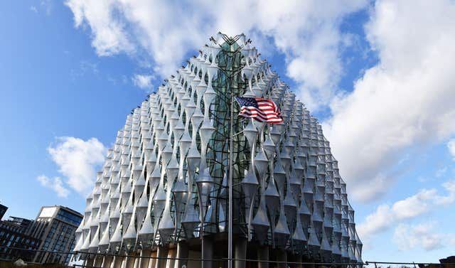New US Embassy in London