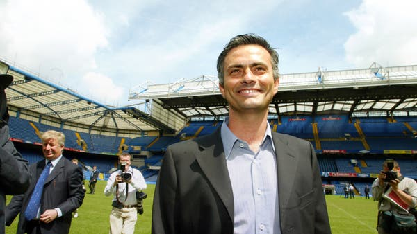 On this day in 2004: Chelsea appoint Jose Mourinho for the first time