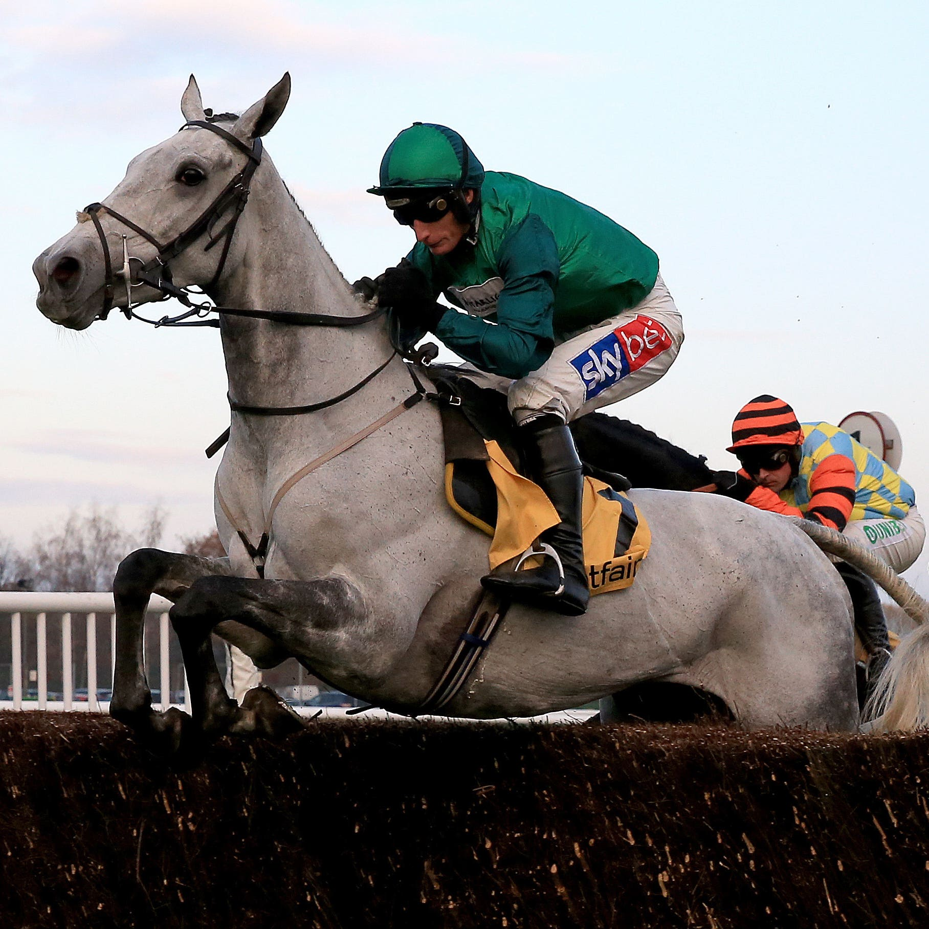 Bristol De Mai is top-weight for the Grand National