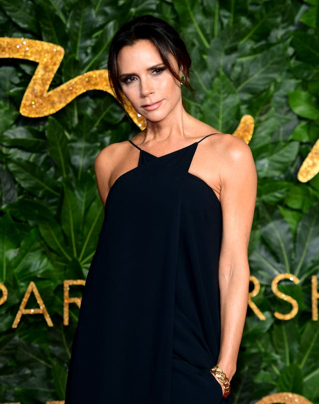 Victoria Beckham at the Fashion Awards 2018 – London