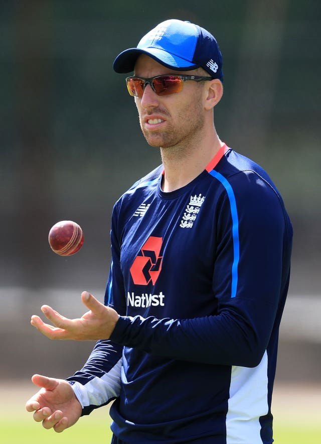 Jack Leach is bidding to secure an Ashes spot