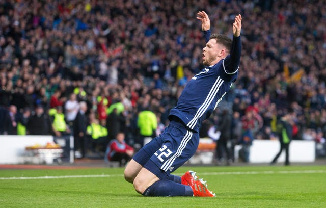 Scotland international Oliver Burke moved to RB Leipzig for £13million in 2016