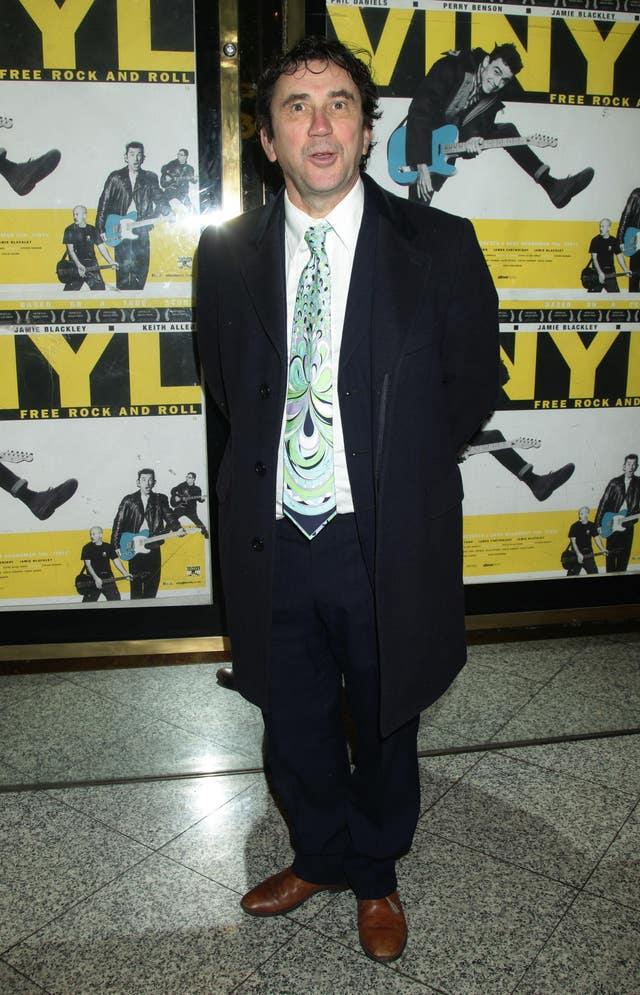 Phil Daniels (Yui Mok/PA)