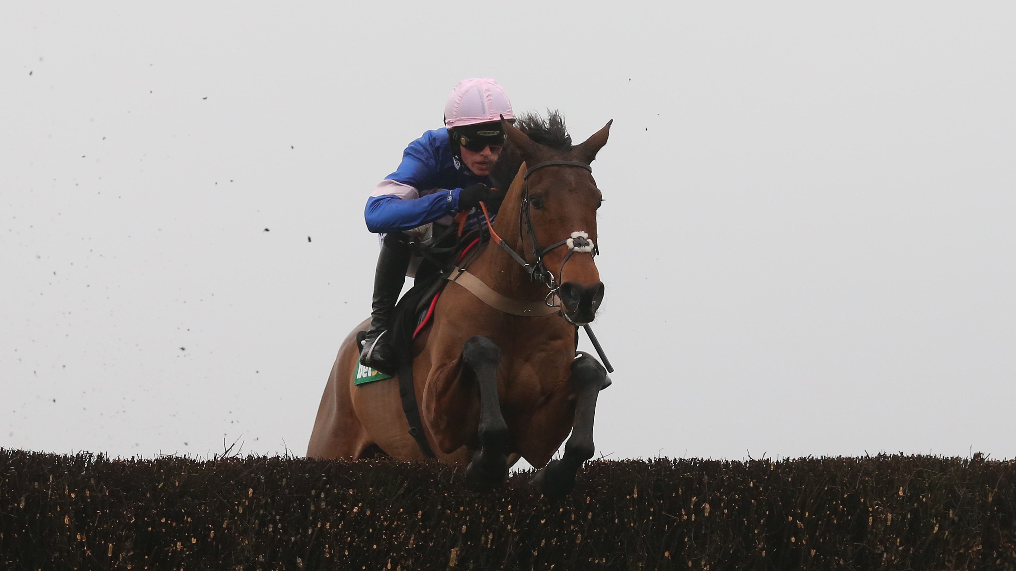 Harry Cobden relishing Cyrname's hugely anticipated clash with Altior - Racing TV