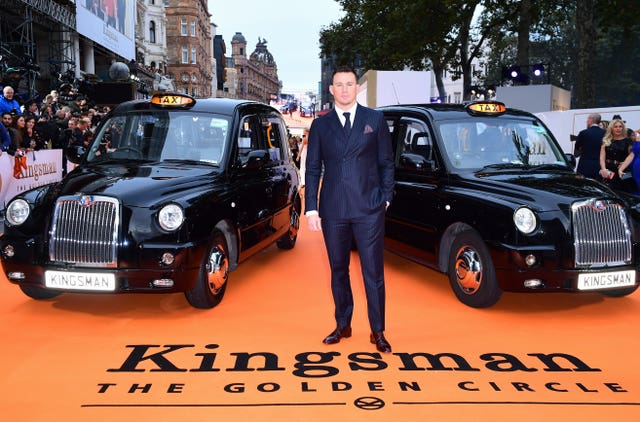 Kingsman: The Golden Circle World Premiere – London