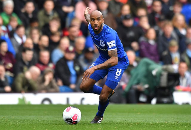 Fabian Delph has been restricted to five Premier League appearances this season