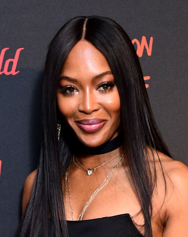 Naomi Campbell Fashion For Relief Charity Pop-Up Store Launch – London