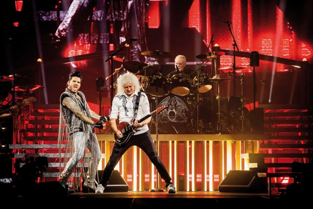Queen and Adam Lambert: Live Around The World