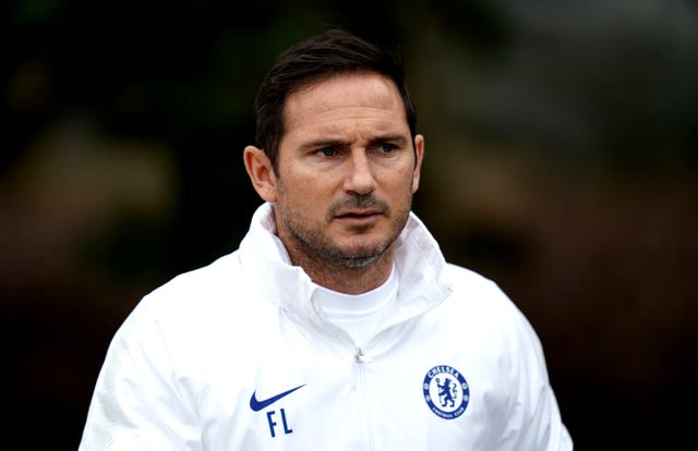 Frank Lampard is waiting to discover the extent of Abraham's injury